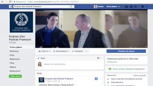 Źródło: screen z 13.07.2017 z fanpage Krajowej Izby Radców Prawnych facebook.com/kirppl