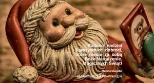 Magicznych Świąt od Marketing dla prawników by Monika Muracka